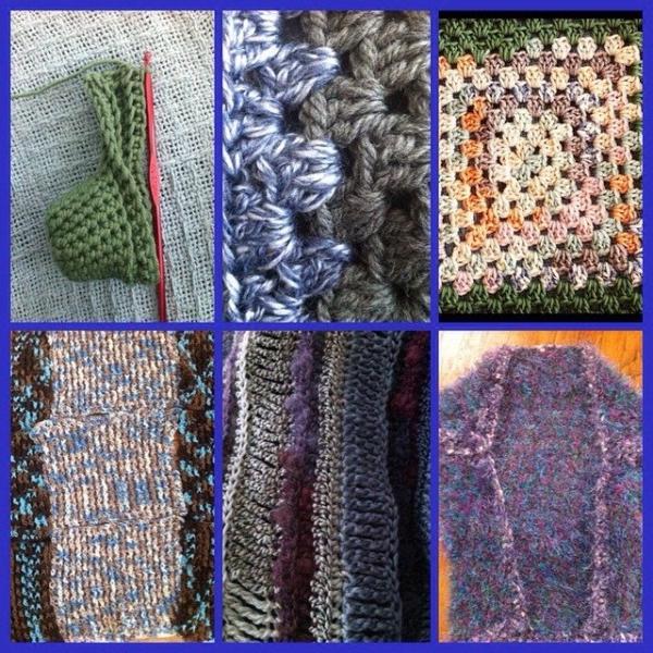 crochet WIPS instagram vercillo