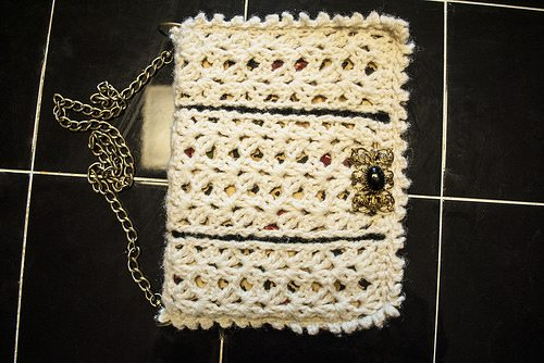 Crochet Book Cover Tutorial : Link love for best crochet patterns ideas and news