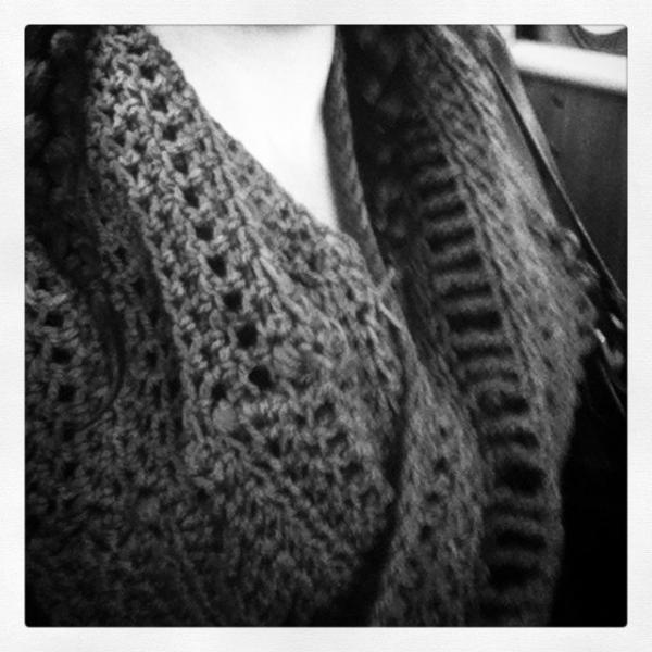 crochet cowl instagram