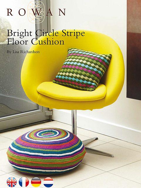 crochet cushion free pattern