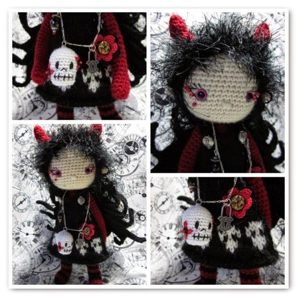 crochet demon