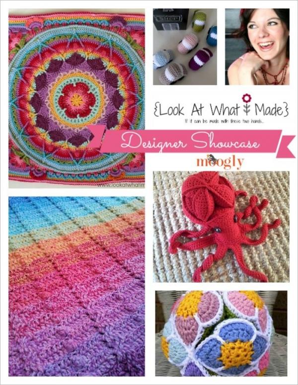 crochet designer profile