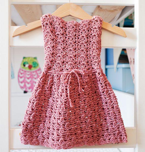 Haak jurk patroon
