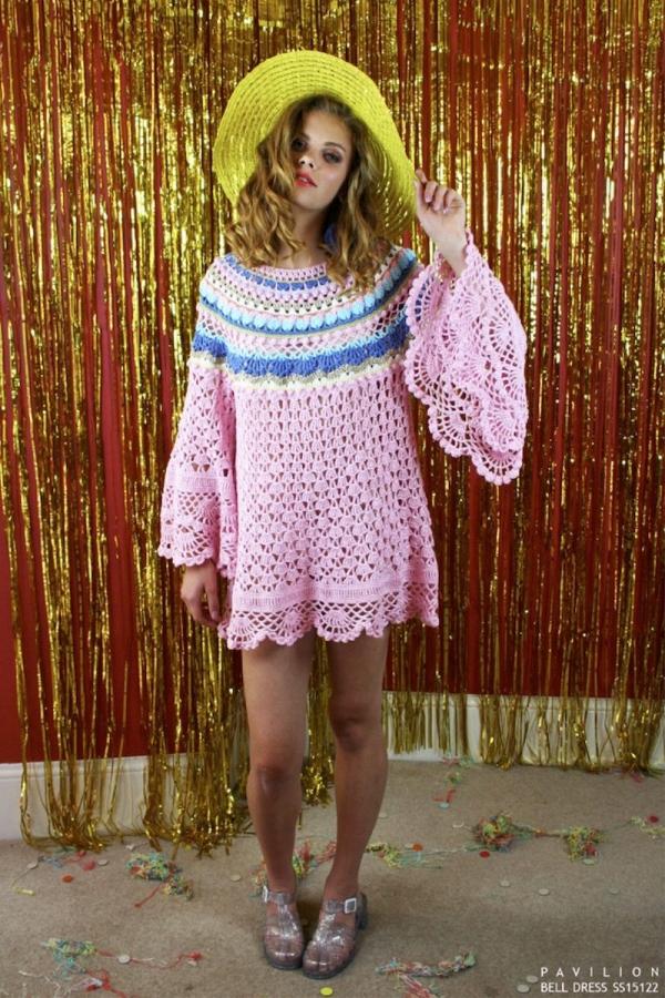 crochet fashion