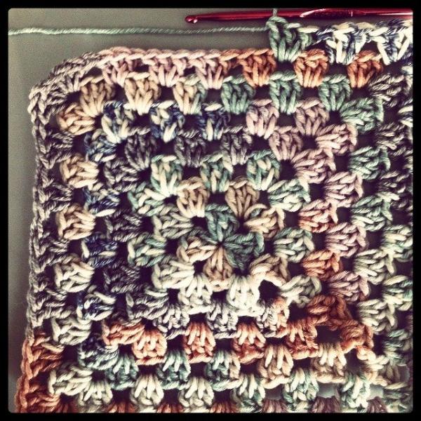 crochet granny square instagram 2