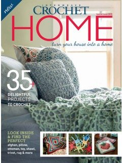 crochet home magazine