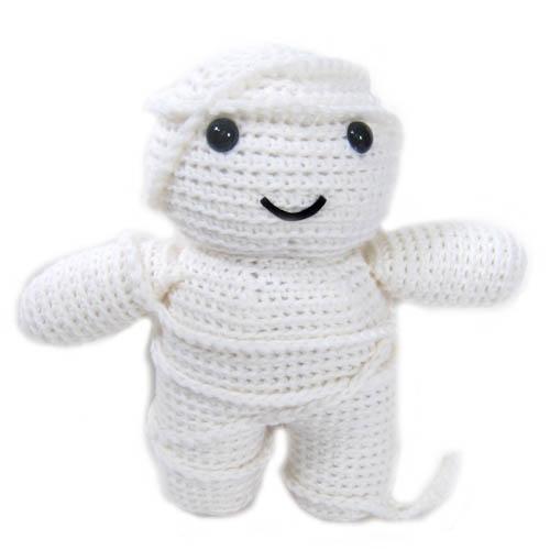 crochet mummy pattern