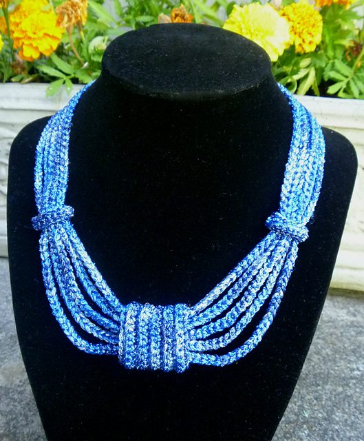 20 Amazing Crochet Jewelry Patterns