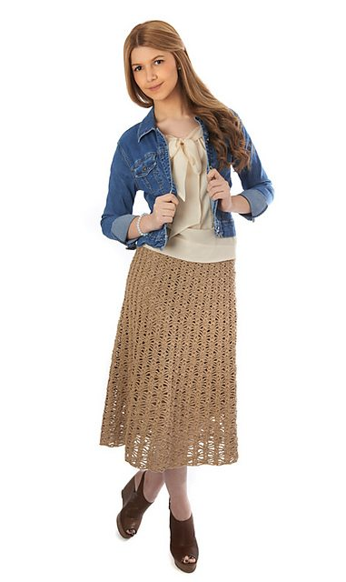 20 Popular Free Crochet Skirt Patterns For Women Pictures ...