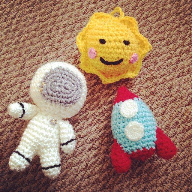 Amigurumi Crochet Size : cuteashook amigurumi crochet