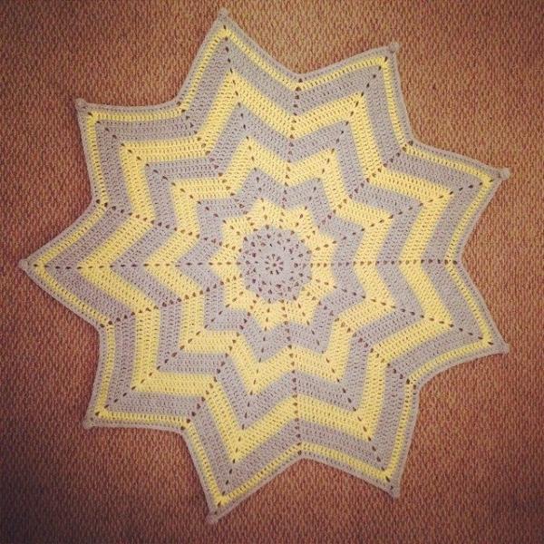 cuteashook ripple crochet