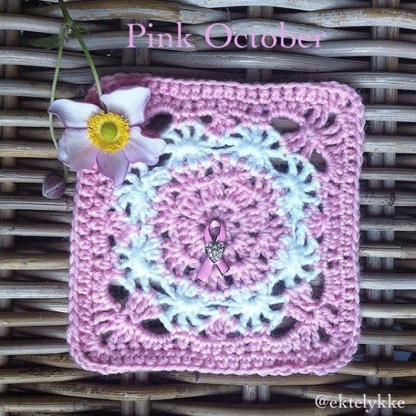 ektellykke crochet breast cancer