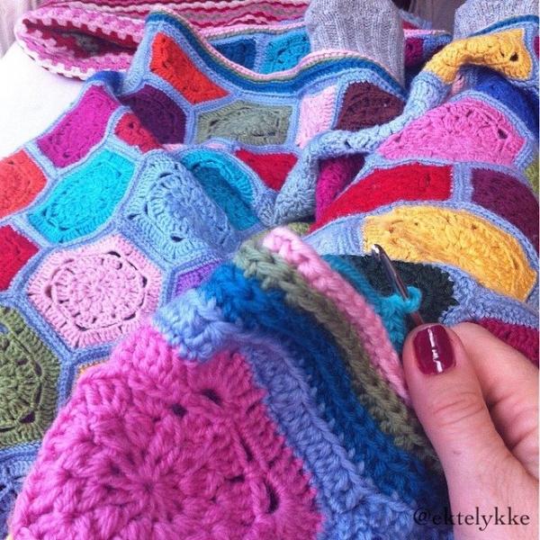 ektelykke crochet colors