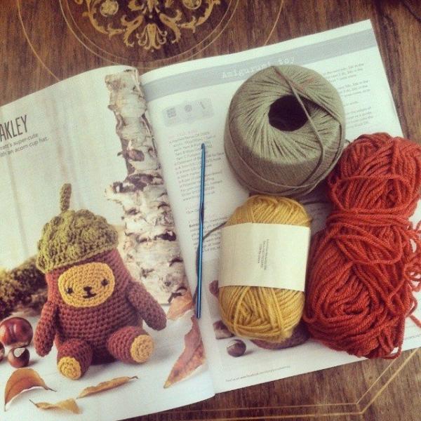 forestflowerdesigns crochet project