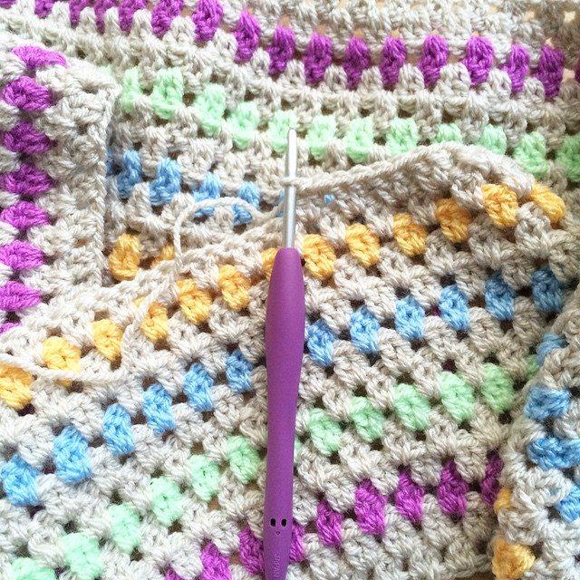 forever_autumn crochet blanket 2
