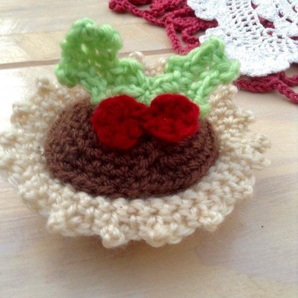 franloveswool crochet pie