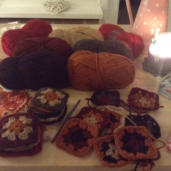 franloveswool crochet squares