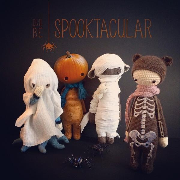 halloween crochet