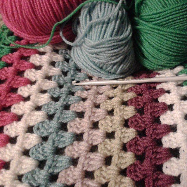 hanrosieg granny crochet