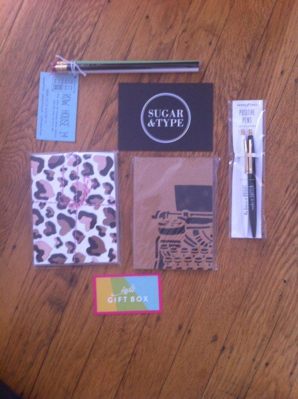 indie gift box