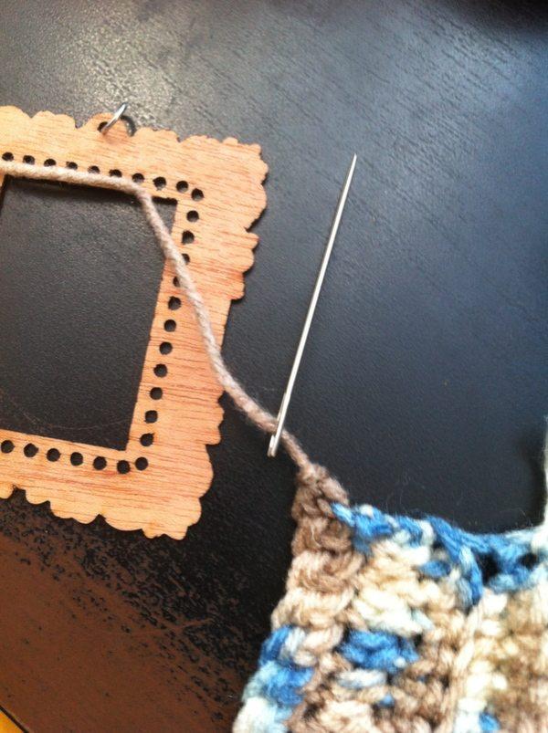 ewoodstory crochet necklace