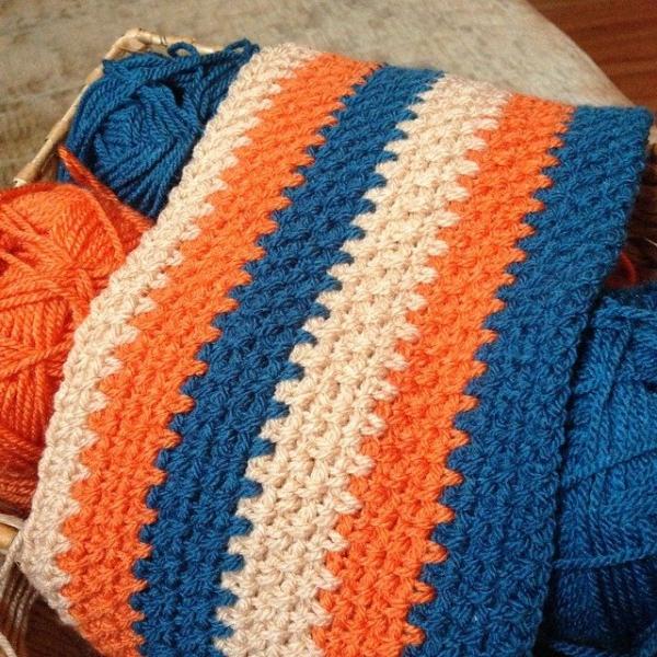 itsjustcrochet crochet blanket
