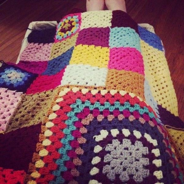 itsjustcrochet crochet blankets
