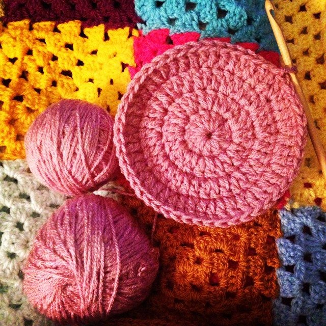 Crochet Patterns Circle : itsjustcrochet crochet circle