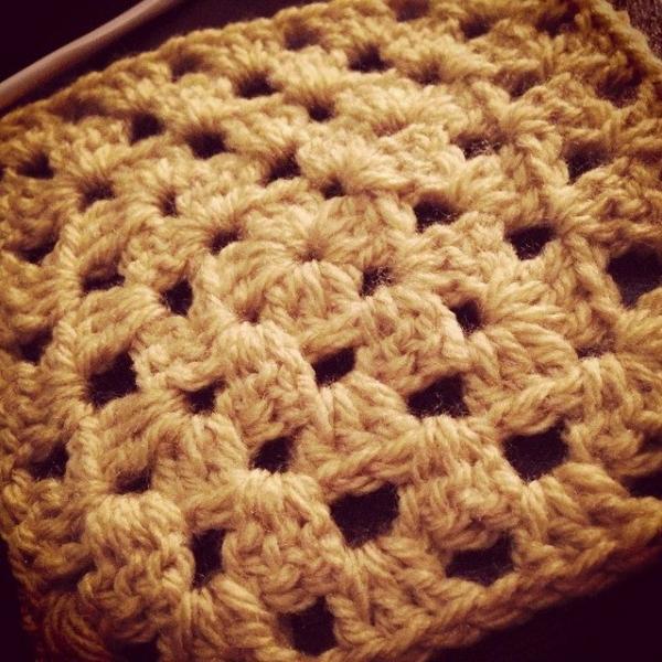itsjustcrochet crochet square