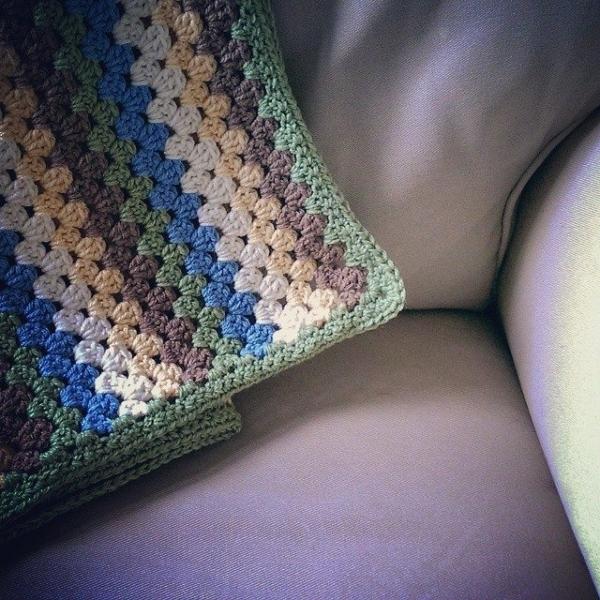 jillsneedbrown crochet blanket