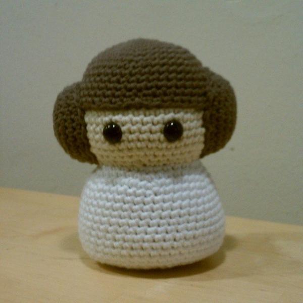justasimpleknot crochet princess leia