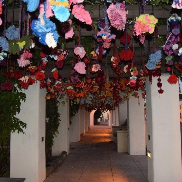 lisesolvang crochet flowers