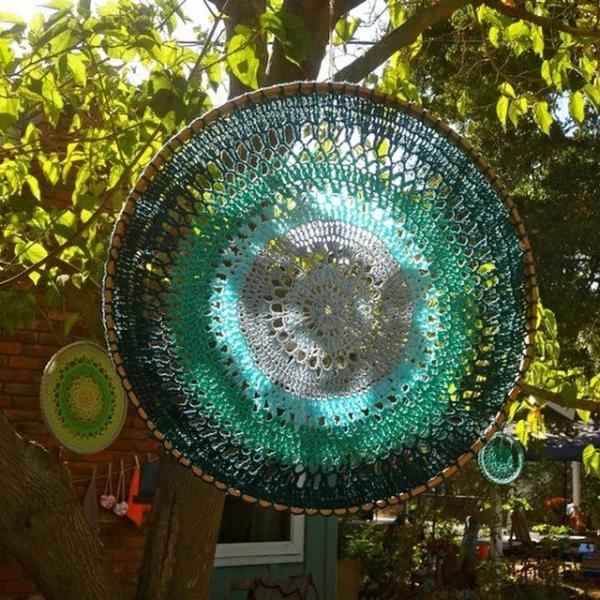 lisesolvang crochet mandala
