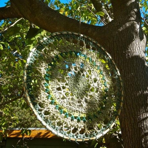 lisesolvang crochet mandala tree