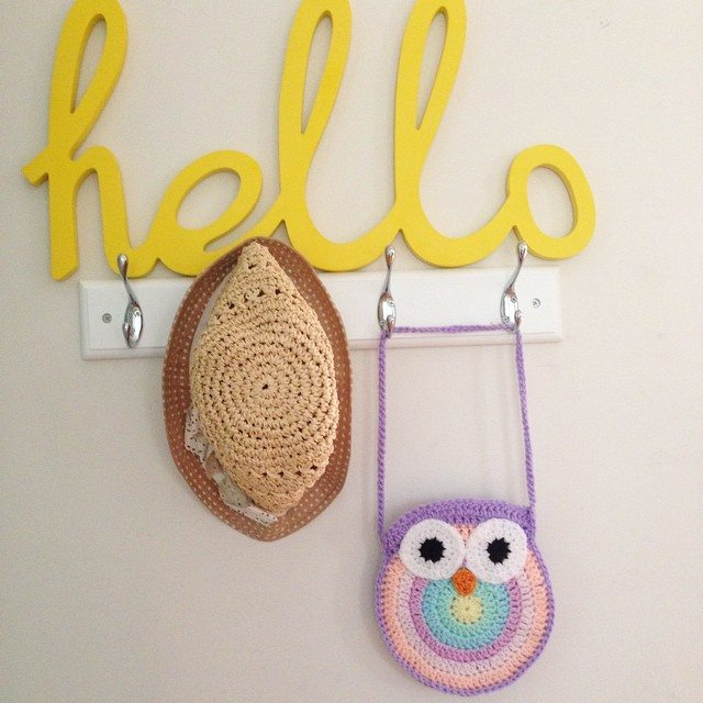 littlefoxcrochet crochet owl