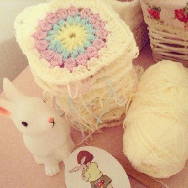 make_the_nest crochet squares