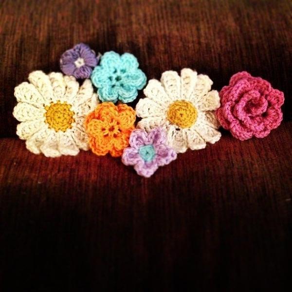 mckaycrochet crochet flowers