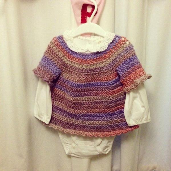 poppymaycrochet crochet jumper