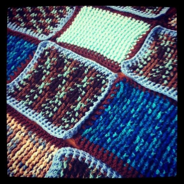 post stitch crochet blanket 3