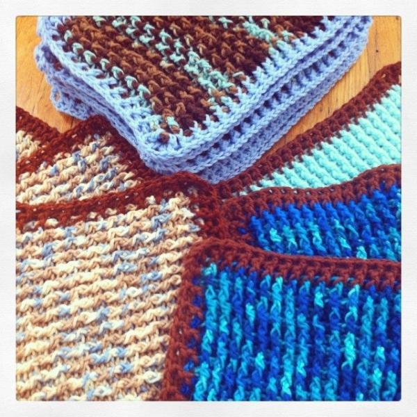 post stitch crochet blanket 4