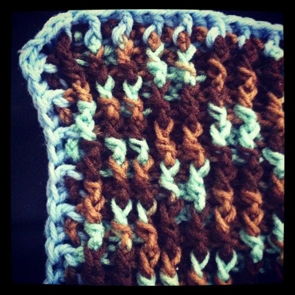 post stitch crochet blanket 6