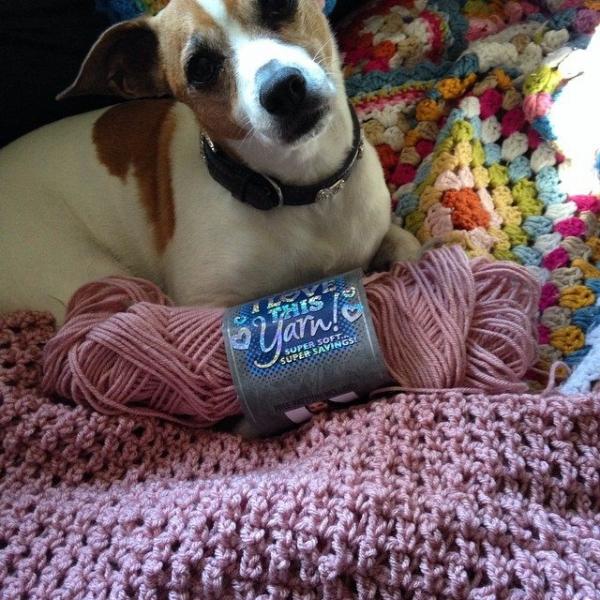priscillablain crochet cowl