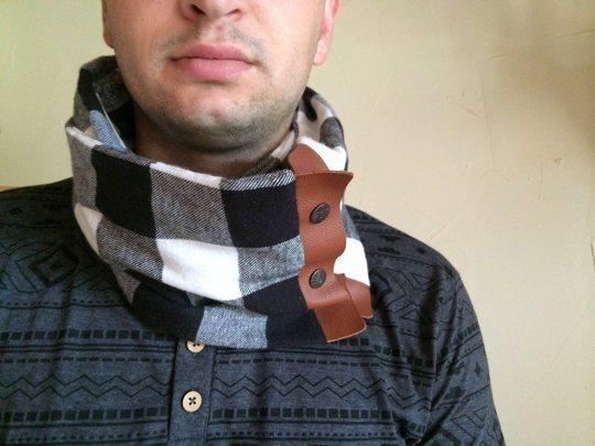 scarf cowl diy