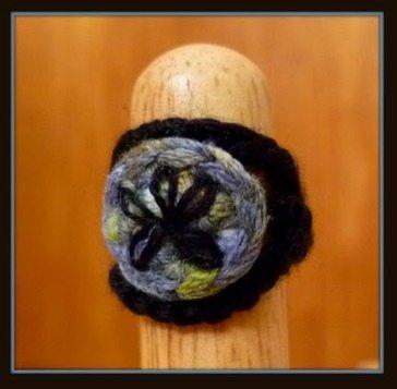 crochet jewelry free pattern