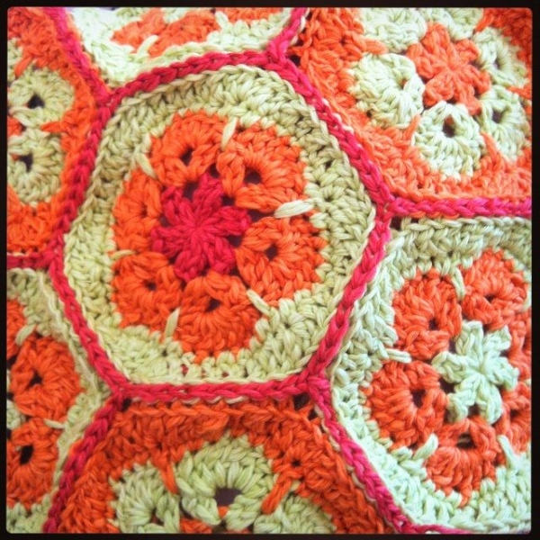 stehpaniedavies crochet african flowers