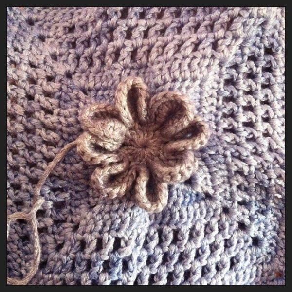 stephaniedavies crochet square detail