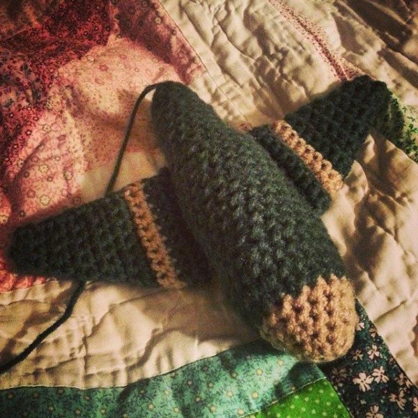 stinaross87 crochet plane