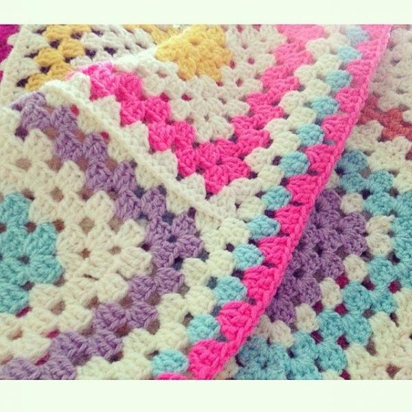 sweet_sharna_makes granny square crochet