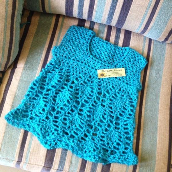 the_yarn_artisan crochet blouse
