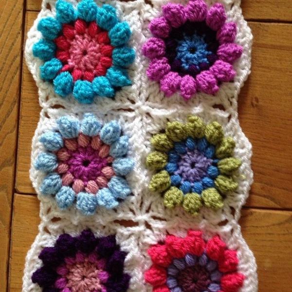 thedorsetfinca crochet blanket